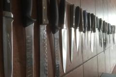 Knivslibning - restaurant